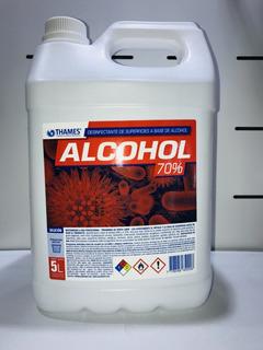 Bidon De Alcohol Etilico 70/30 Aprobado Por Anmat