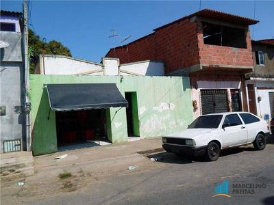 Casa Residencial À Venda, Henrique Jorge, Fortaleza - Ca0472. - Ca0472