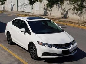 Honda Civic Ex-l Sedan . At 2013