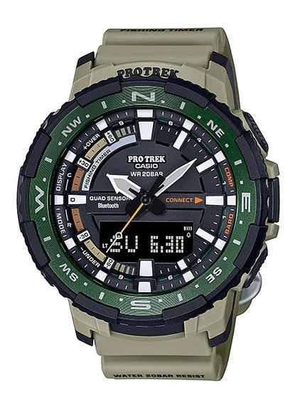 Reloj Casio Protrek Connected Prt-b70-5cr