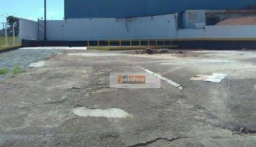 Imagem 1 de 3 de Terreno, 798 M² - Á Venda Ou Aluguel - Jardim Do Mar - São Bernardo Do Campo/sp - Te0978