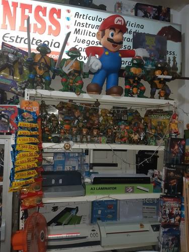 Figuras Juguetes Toys Muñecos Marvel Dc Dbz Sonic Tmnt Retro