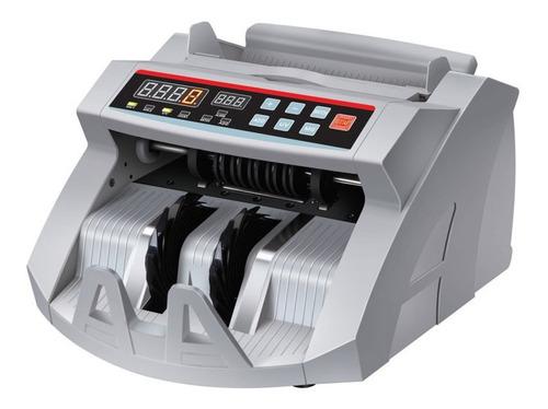 Contadora Billetes Maquina Cuenta Dinero Detector Falsos