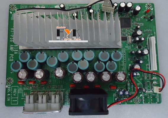 Placa Amplificadora Para Home Theater Samsung Ht-up30