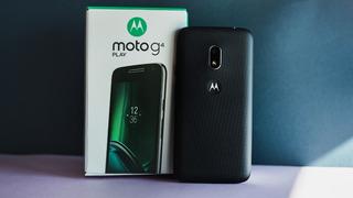 Celular Motog4 Play Preto