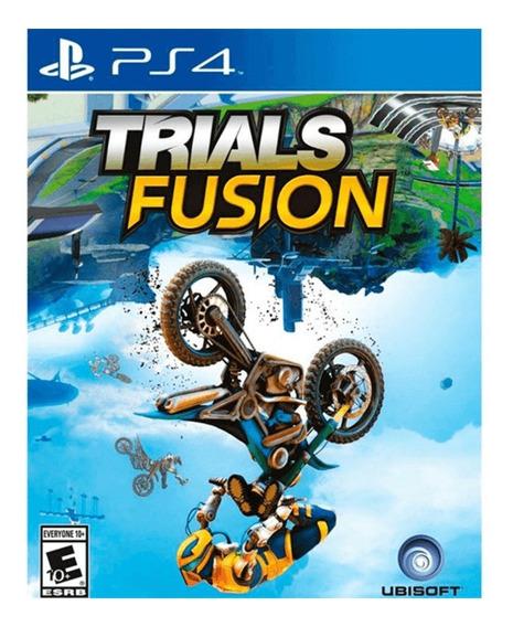 Trials Fusion Trilingual Playstation 4 - Ubisoft