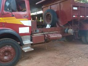 Mb L 1318 1988, Truck, Caçamba 10m, Reduzido, Tb, Câmbio Gg
