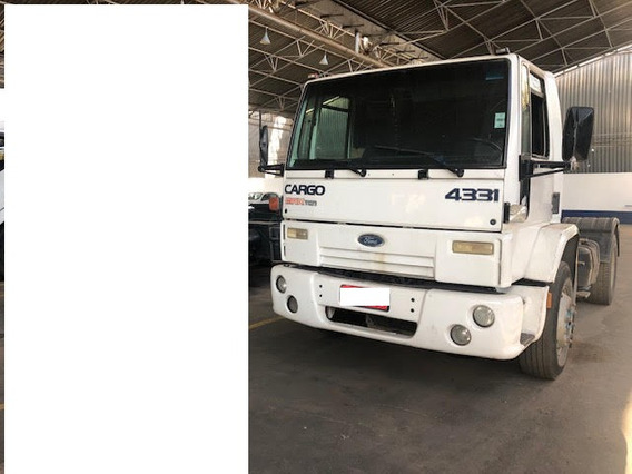 Ford Cargo 4331 Ano 2004