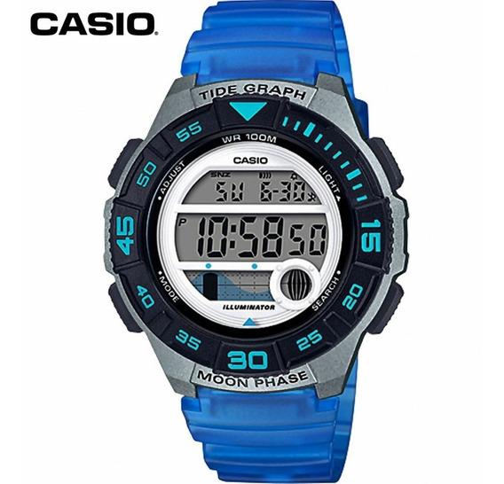 Reloj Casio Digital Tide Moom Ghiberti