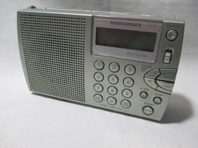 Radioshack Radio Am, Fm E Sw Relogio Despertador Perfeito