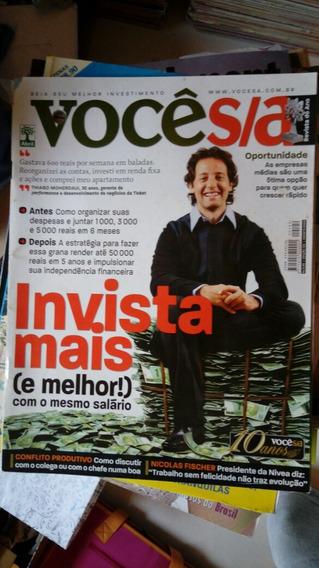 Revista Voce S/a Nro. 122 Agosto/2008