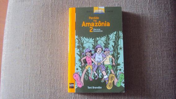 Perdido Na Amazônia 2 - Editora Sm