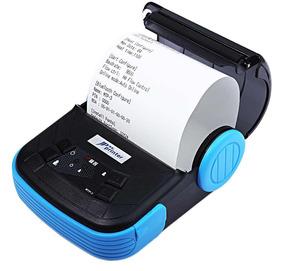 Kit 05 Impressora Portátil 80mm Bluetooth Apostas Comercio