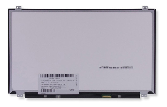Tela Para Notebook Lenovo Ideapad 320 80yh0001br 15.6 Hd Marca Bringit