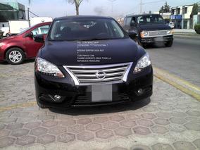 Nissan Sentra 1.8 Advance 2016 Aut *credito Todo Mexico