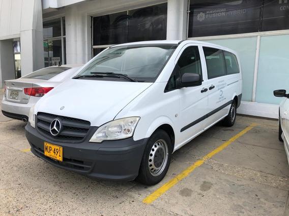 Mercedes-benz Vito 2014 2.1 115 Cdi Euro Iv