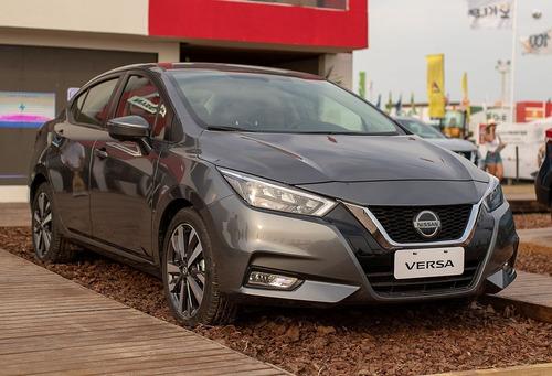 Nissan Versa Sense Cvt 0km - Taikki Autos