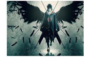 Naruto Shippudem (sasuke Akatsuki )
