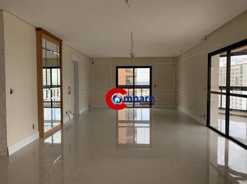 Imagem 1 de 30 de Apartamento 4 Dorms Sendo 3 Suítes 4 Vagas - Ap9517