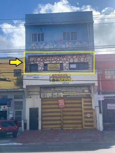 Sala Para Alugar, 140 M² Por R$ 1.380,00/mês - Iv Centenário - São Paulo/sp - Sa0003