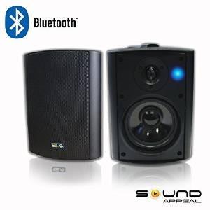 Bluetooth 5.25 Altavoces Interior / Exterior Resistente A L