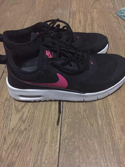 Zapatillas Nike Air Max Thea Impecables Originales Us 2,5y
