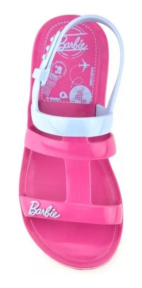 Sandália Infantil Barbie 22002