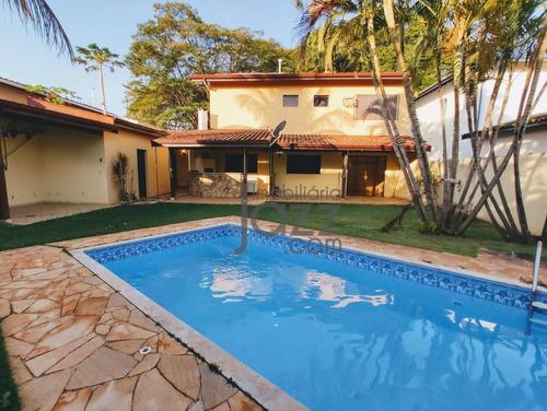 Casa Residencial À Venda, Cidade Universitária, Campinas. - Ca2416