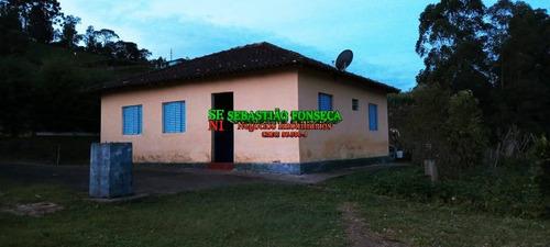 Imagem 1 de 6 de Excelente Casa 04 Dormitórios Em Marmelópolis- Mg - 1993