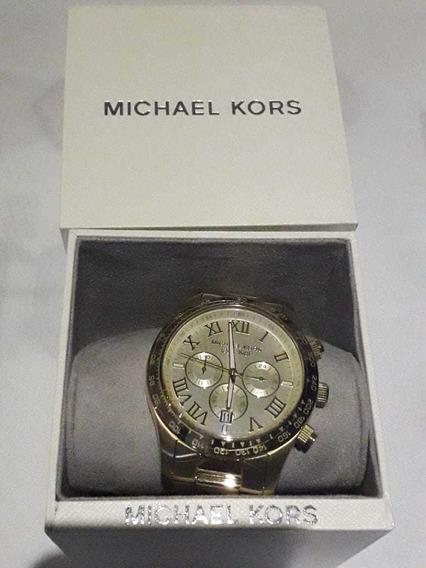 Relógio Michael Kors Dourado Mk8214