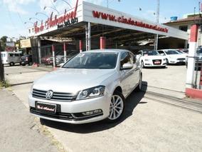 Volkswagen Passat 2.0 Tsi 2013 Prata Gasolina