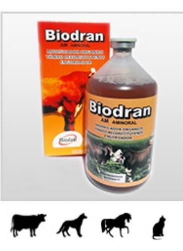 Imagen 1 de 3 de Biodran Am 250 Ml