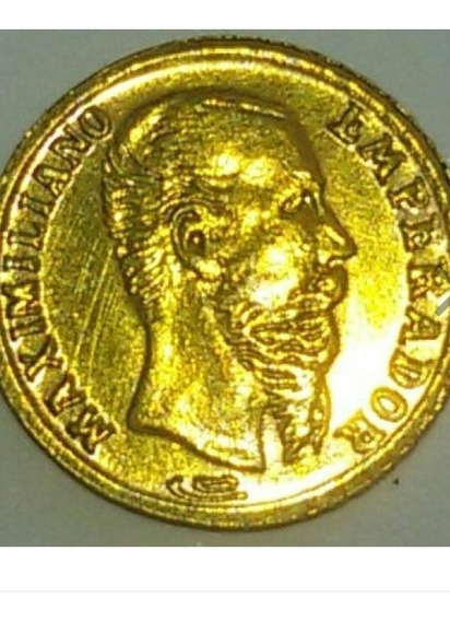 Moeda De Ouro Mexicana