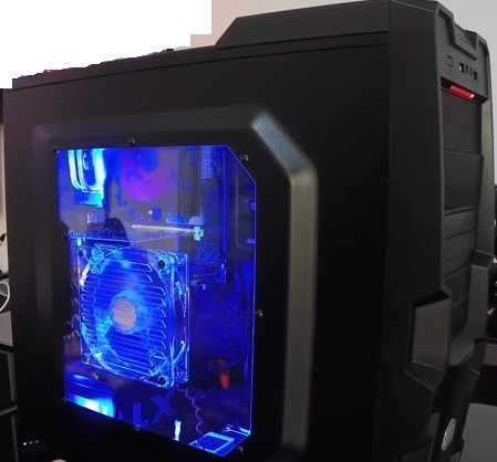 Pc Cpu Gamer Stream Stremer I5 4460 Gtx 750 Ti 2gb Ddr5 Personalizado