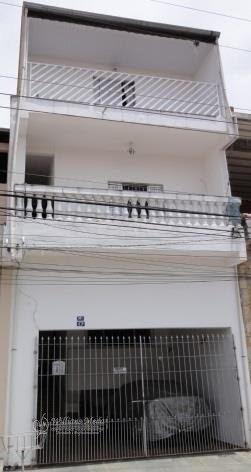 Sobrado Em Jardim Pinhal  -  Guarulhos - 12143