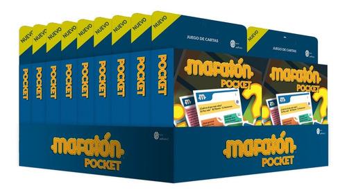 Maratón Pocket (exhibidor Con 18 Piezas)