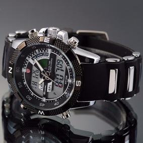 Relógio Shark Sh042 Militar Esportivo Original 30 Metros