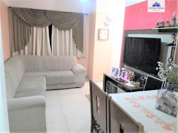 Apartamento A Venda No Bairro Parque Valença I Em Campinas - 1009-1