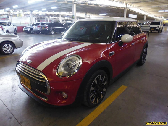 Mini Cooper Hatck Bach