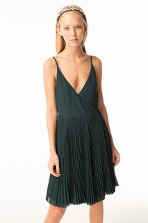 Vestido Lyra Verde Las Pepas