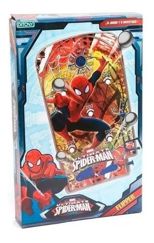 Flipper Spiderman Ditoys