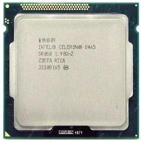 Celeron G465 Socket 1155 1,9 Ghz Novinho Oem Com Garantia!.