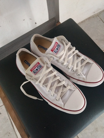 All Star Branco Alto