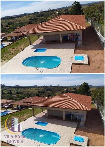 Chácara Com 3 Dormitórios À Venda, 1500 M² Por R$ 290.000,00 - Carafá - Votorantim/sp - Ch0011