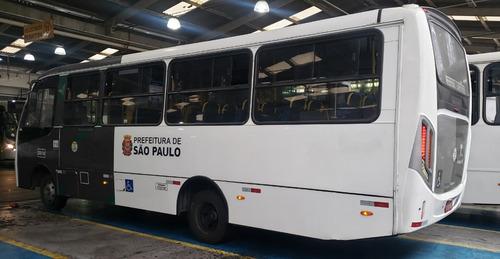 Imagem 1 de 7 de Micro Onibus Mascarello Vw9160 Gran Micro 2014 2014 24l 02p