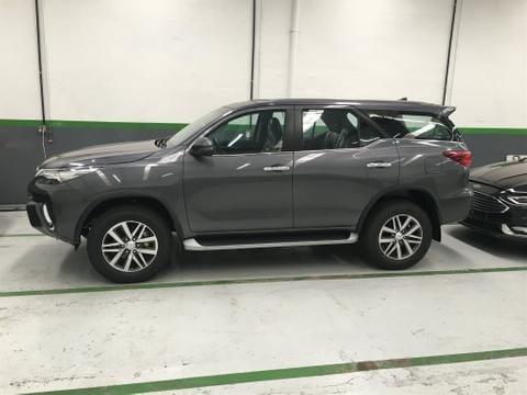Toyota Sw4 2.8 Tdi Srx 7l 4x4 Aut. 5p Blindada