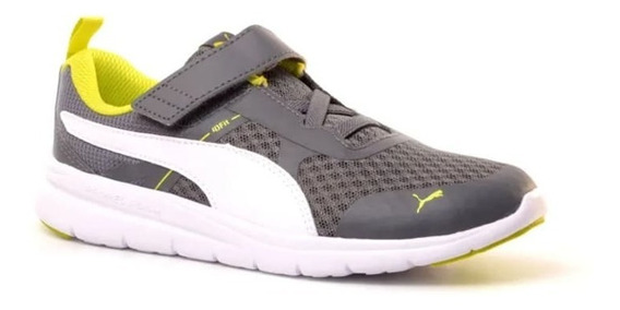 Zapatillas Puma Flex Essential V Ps Infantil 191342 Asfl70