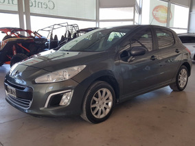 Peugeot 308 Active 1.6 Impecable Única Mano