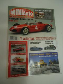 Doce Revistas Mini Auto Revista Para El Coleccionista Z