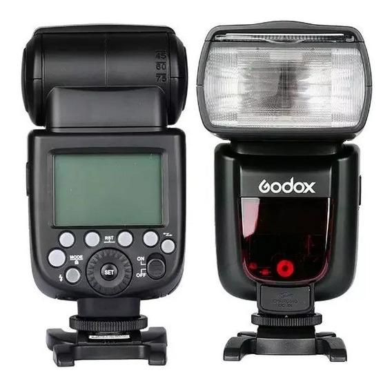 Flash Speedlight Godox Tt585 Para Sony Ttl Envio Imediato
